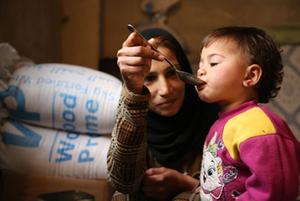 Siria: assistenza umanitaria MA ANCHE AIUTI per l'insicurezza alimentare