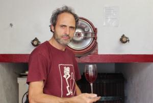 Sergio, viticoltore di Cirò