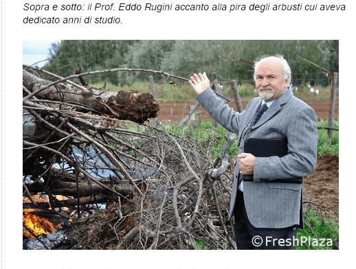 """Il Ministro e 21 milioni per biotecnologie """"sostenibili"""""""