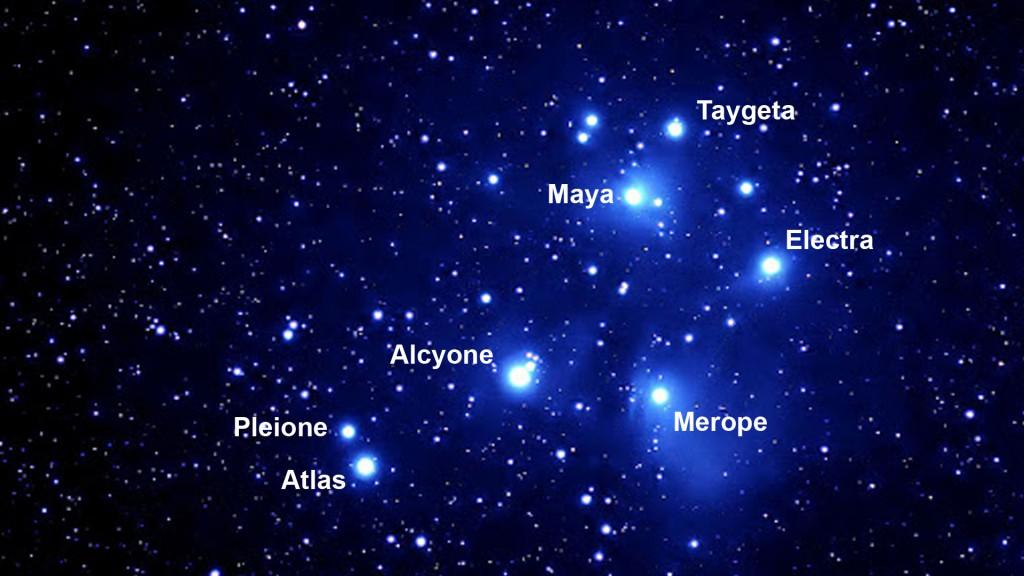 Ammasso-delle-Pleiadi